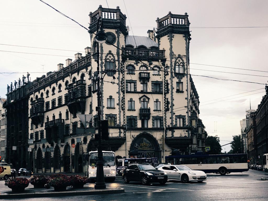 Тайны Петроградской стороны | Квесты Ubego