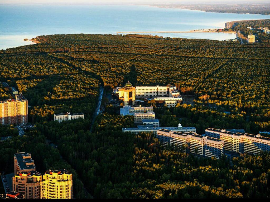 Тайные тропы новосибирского Академгородка | Квесты Ubego