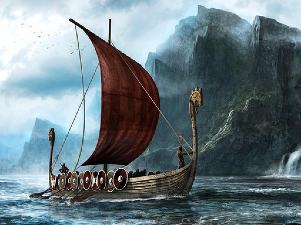 Викинги в поисках земли богов | Квесты Ubego