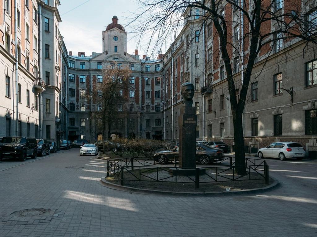 Непарадный Петербург | Квесты Ubego