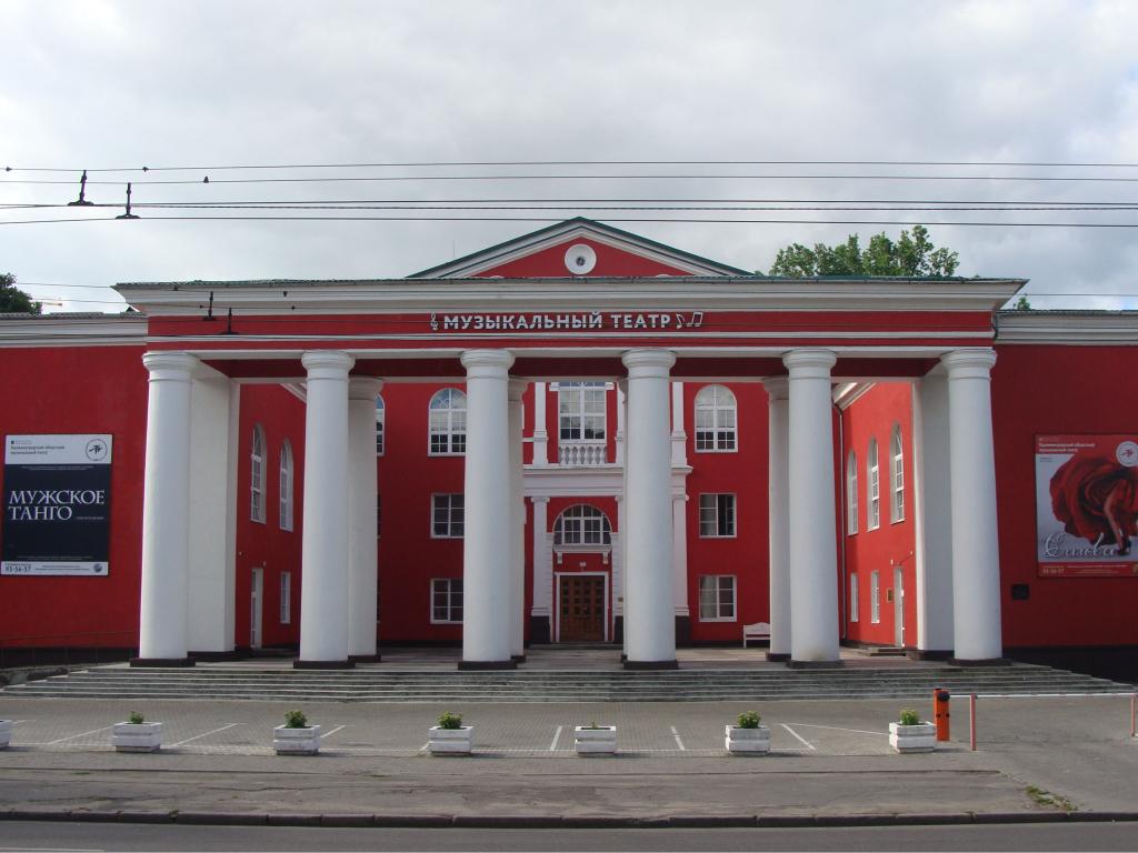 Калининград и музыка | Квесты Ubego