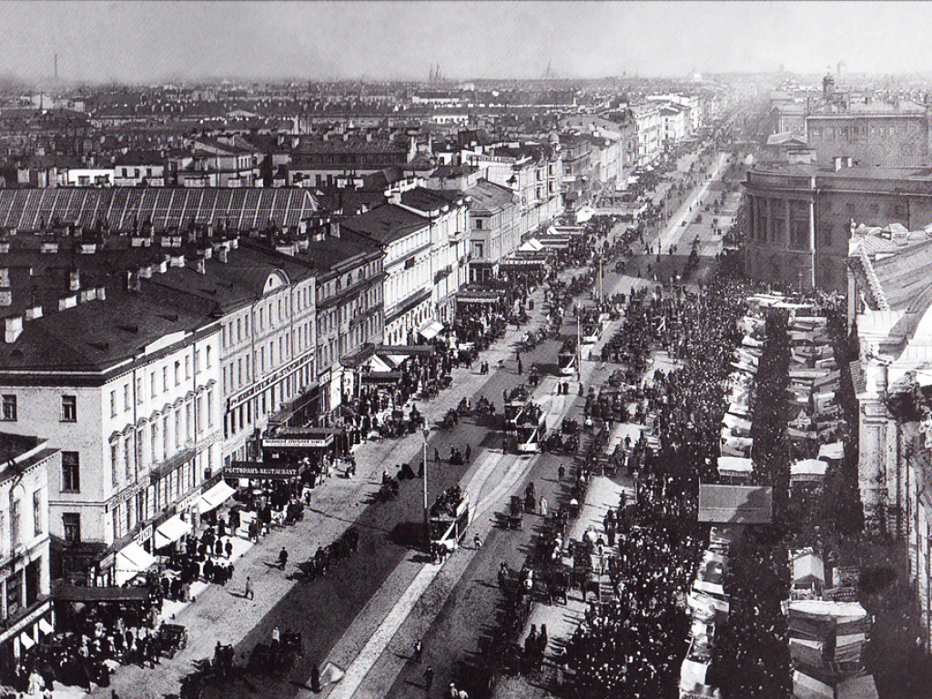 Контрасты дореволюционного Петрограда | Квесты Ubego