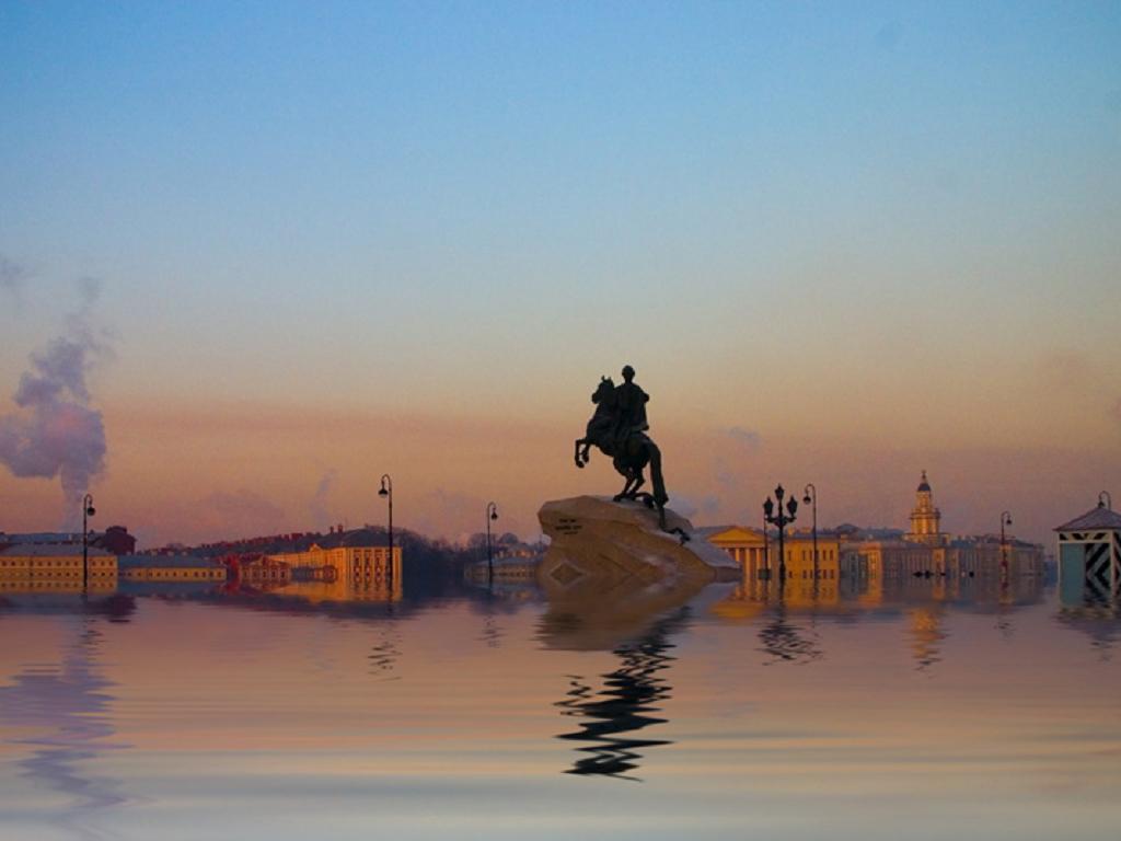 1824. Потоплённый Петроград | Квесты Ubego