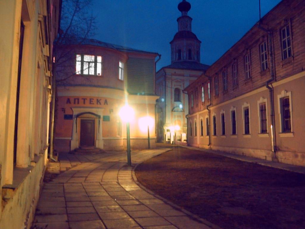 Закоулки старого Владимира | Квесты Ubego